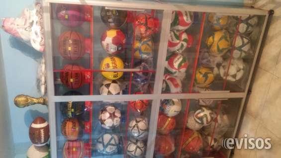 Balones para futbol.