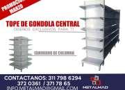 estanterias y gondolas colombia
