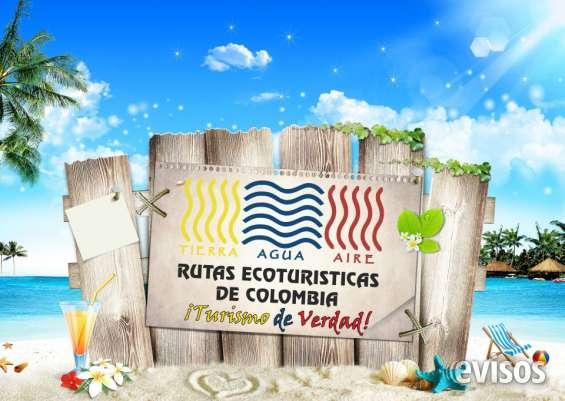 Agencia de viajes rutas ecoturisticas de colombia