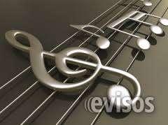 Clases de música e instrumento