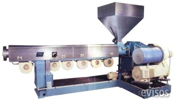 Lineas completasde maquinaria para fabricación de plastico