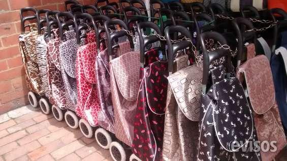 Venta de carritos o maletines de mercado al por mayor