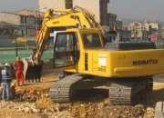 Solicito retro  excavadora 200