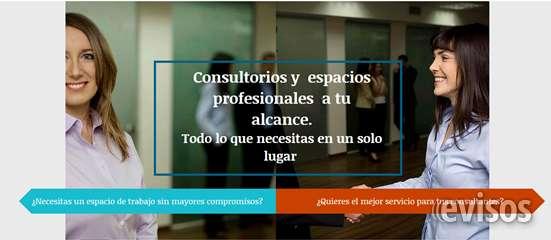 Consultorio o espacio profesional por horas