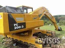 Solicito retro excavadora 200 - 120