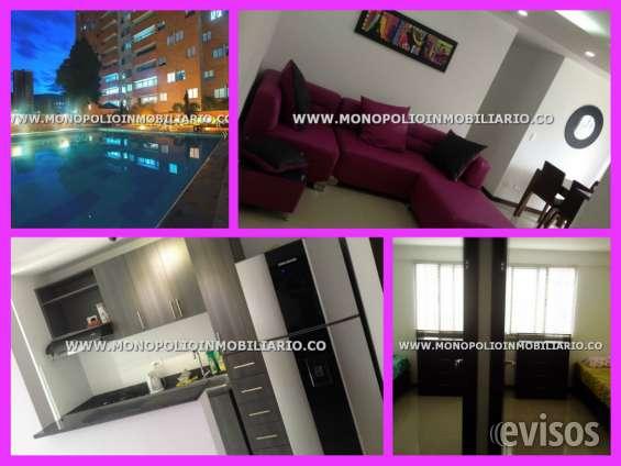Apartamento para la renta en san jose sabaneta cod 3751
