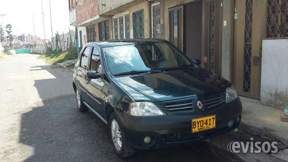 Vendo logan dynamique full equipo 2007 96mil km