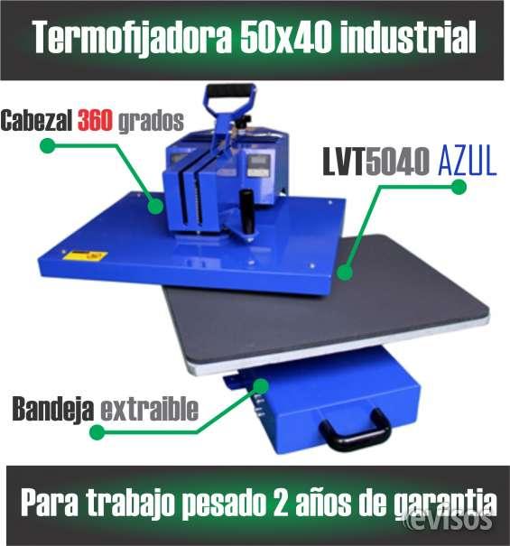 Termofijadora indudtrial lvx 5040