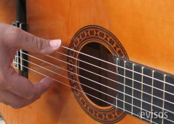 Clases de guitarra personalizadas,chapinero