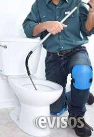 Destapes de baños