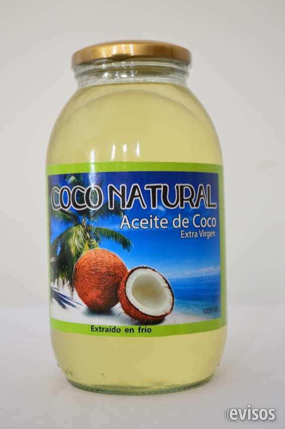 Aceite de coco natural 1000ml
