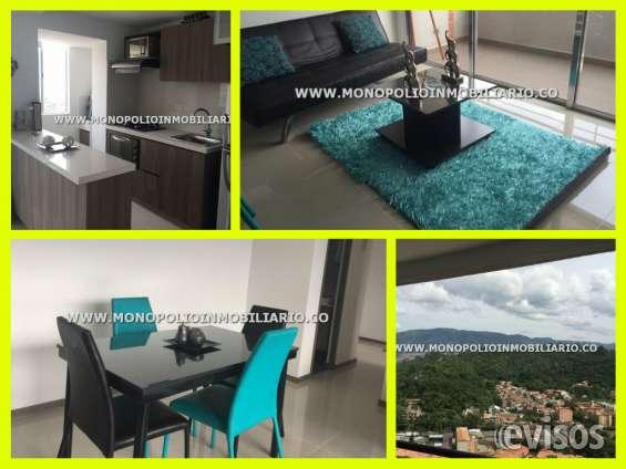 Apartamento amoblado para la renta en los colores medellin cod 3548