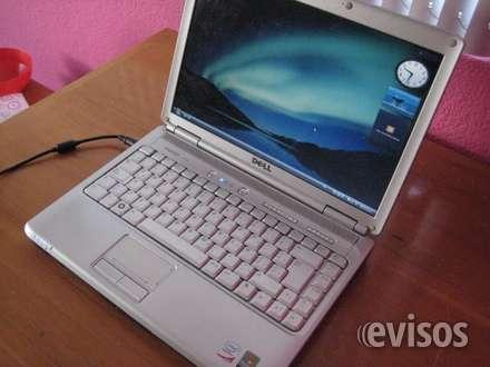 Se vende venta vendo laptop portatil dell inspiron 1420