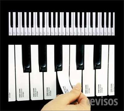 Clases de piano, lecciones particulares y a domicilio
