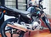 Se vende moto ybr 125. 2016.unico dueno