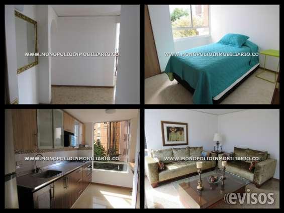 Apartamento amoblado para la renta en medellin el poblado cd 3981 c