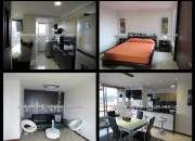 apartamento amoblado para la renta en medellin el poblado cd 3983 h