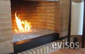 Construcción remodelación mantenimiento de chimeneas a leña y gas