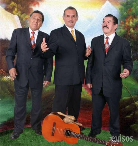 Serenata romantica, trio musical bogota, tangos, boleros, baladas