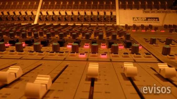 Producción musical para para videos,cine y tv .diseño sonoro