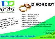 Asesoramiento legal en tramites dedivorcio