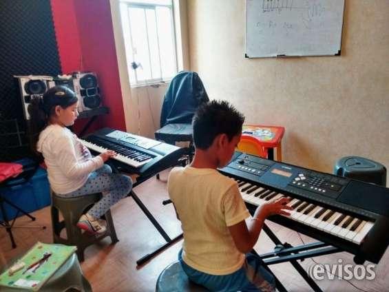Clases de música para niños sábados en naranja blanca!