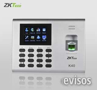 Biometrico zk control de asistencia cl 3204476645 nuevo, $ 350.000