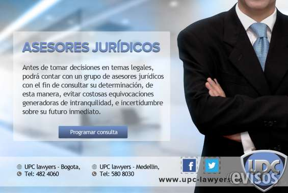 Bufete de abogados – servicios jurídicos