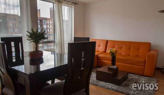Apartamentos amoblados bogotá, av boyaca con 18, la felicidad, occidente