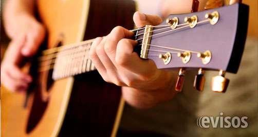 Clases de guitarra online naranja blanca
