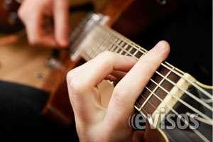 Cursos de guitarra personalizado