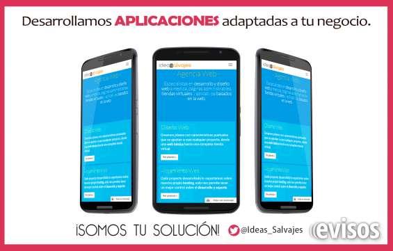 Desarrollo aplicaciones moviles apps