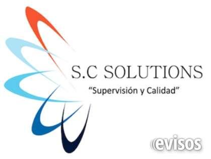 Sc solutions servicios integrales - telemercadeo, cobro cartera, vigilancia judicial