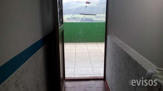 Entrada a terraza