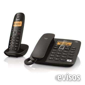Combo telefono inalambrico y de mesa gigaset a590