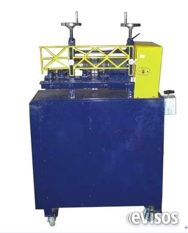 Pelador de cable / máquina de reciclaje de cable 160mm