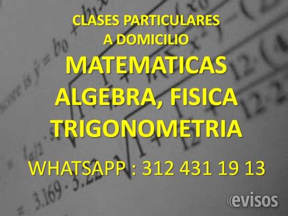 Fisica, calculo