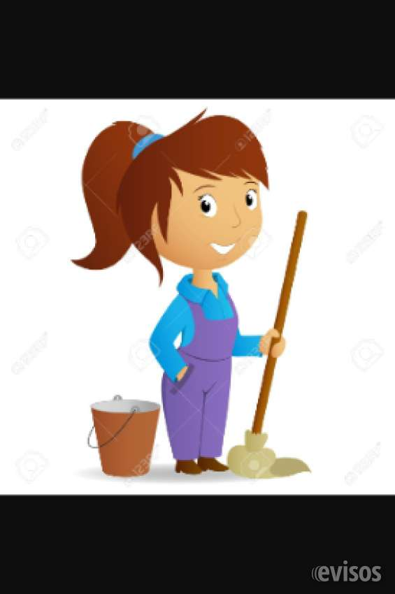 Señora de 33 años ofrece servicio de limpieza