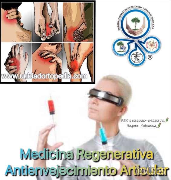 Clinica antienvejecimiento articular bogota