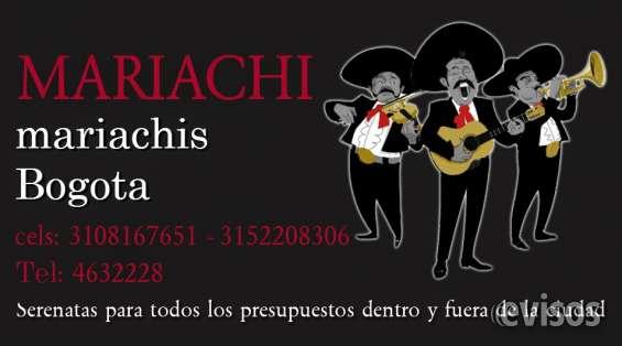 Musicos mariachis bogota