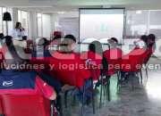 ALQUILER DE SONIDO PARA CAPACITACIONES Y EVENTOS EMPRESARIALES.