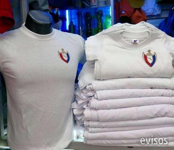 Venta de camisetas blancas para campaña