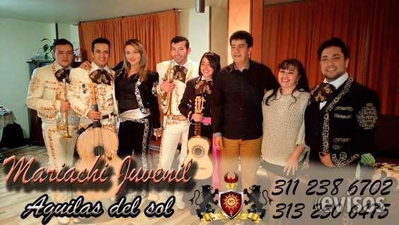 Mariachis bogota, serenatas con mariachi juvenil