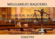 Abogados: defensas - demandas derecho penal