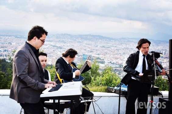 Fotos de Serenata-musica en vivo-show musical-grupo musical 3