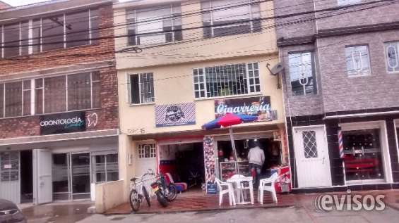 Fotos de Se vende casa comercial en rafael galan 2