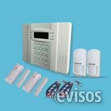 Alarmas antirrobo para su casa o empresa desde $195.000 cel 3204476645