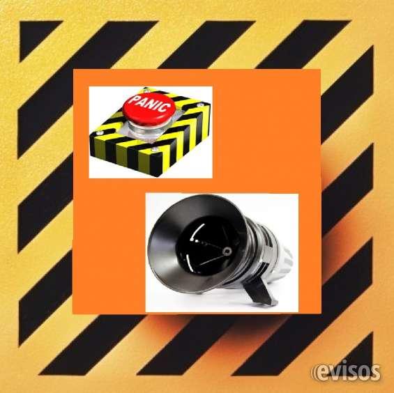Alarmas de panico alambrica instalada $99.000 cel 3204476645