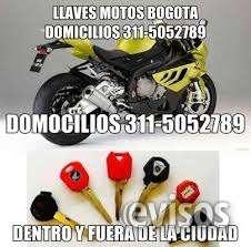Llaves  motos  bogota  311-5052789