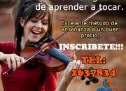 Se dictan clases de música: aprende a tocar guitarra